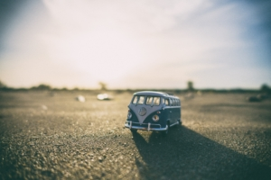 A small VW bus toy needs a tune up just as your classroom does. Schedule a time for it.