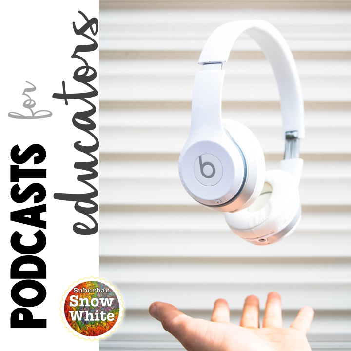 Education Podcasts (Original photo by Adam Birkett)